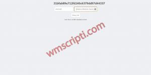 Kent MD5 ve SHA1 Şifreleme Scripti Demo