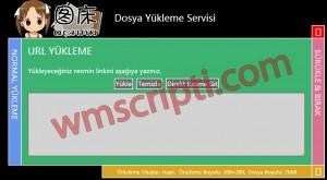 Qchan v0.7 Resim Yükleme Scripti Demo