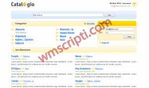 Toplist Dizin Scripti Demo