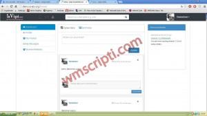 IsVipi Sosyal Paylaşım Sitesi Scripti Demo