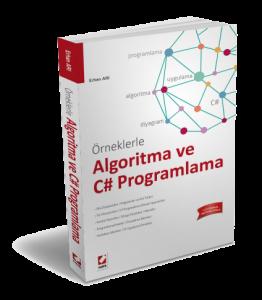 Algoritma ve C# Programlama Kitabı Yayınlandı Demo