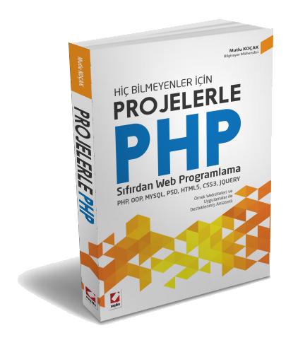 Projelerle PHP - Seçkin Yayıncılık