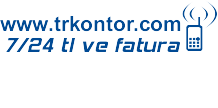 TR Kontör Logo