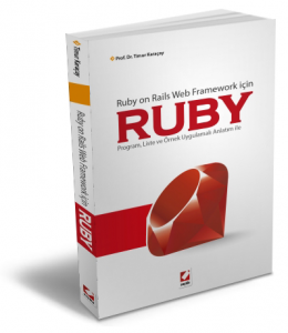 Ruby on Rails Web Framework için RUBY Demo